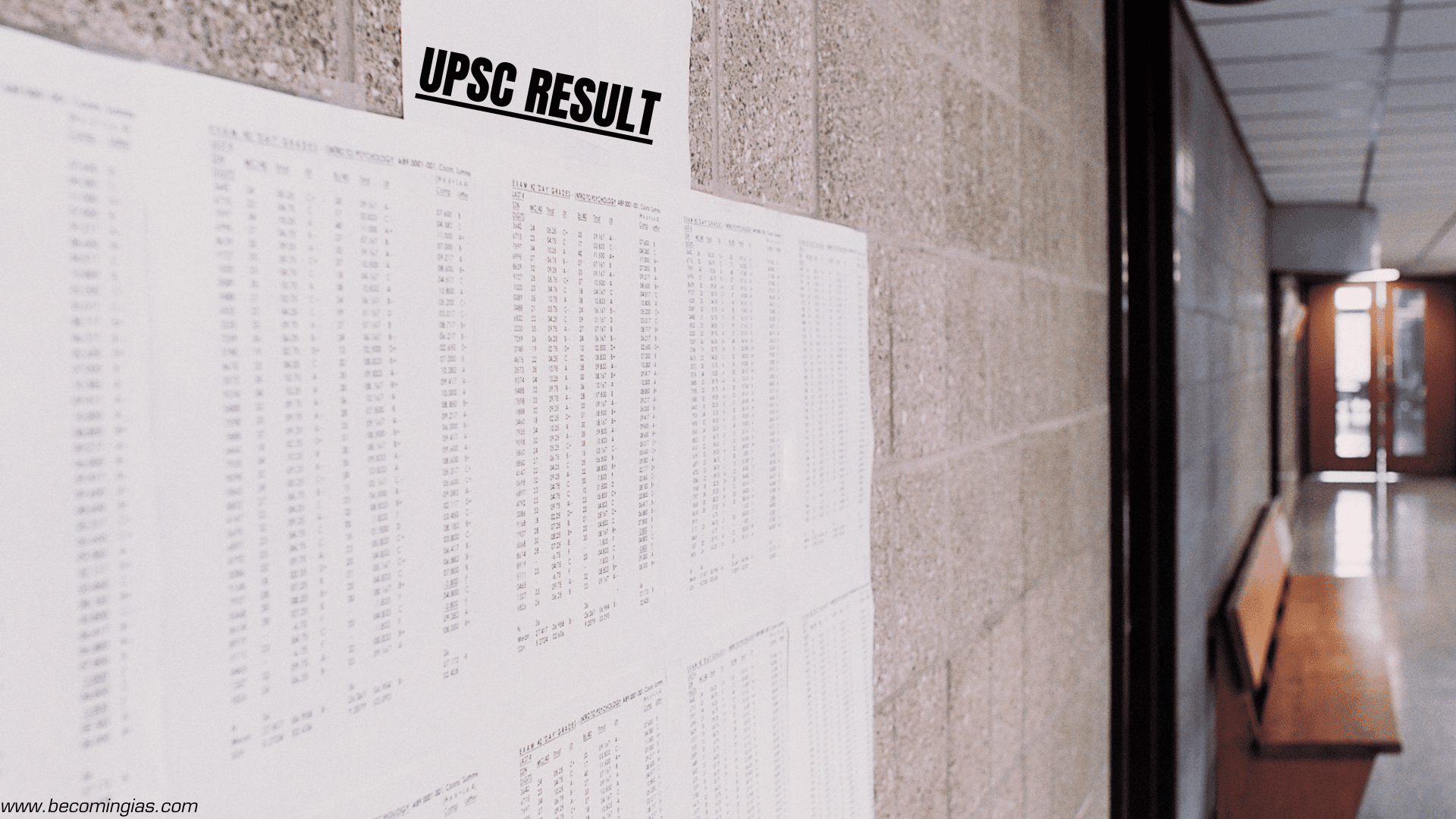 UPSC result is out: what this means for all aspirants
