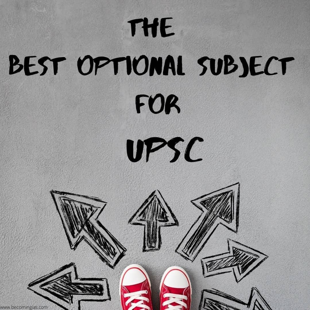 optional subject