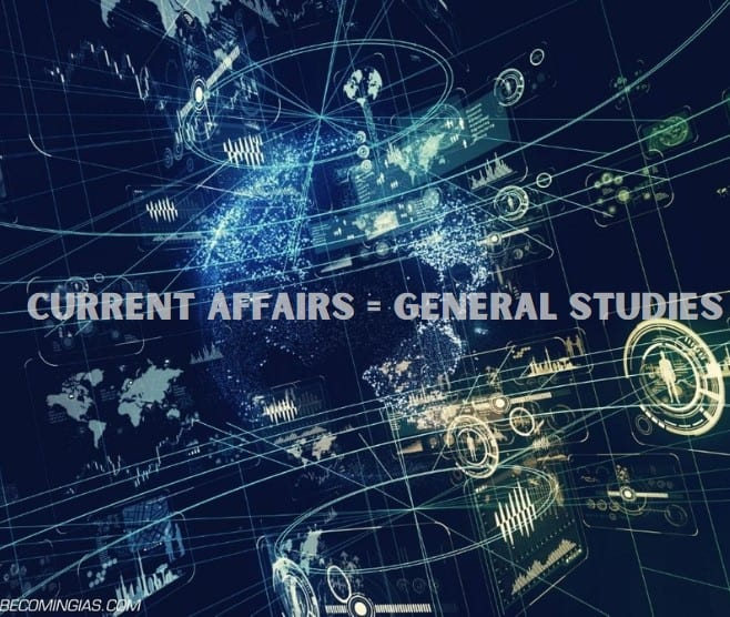 general studies is current affairs