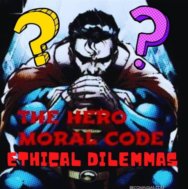 UPSC ethical dilemmas