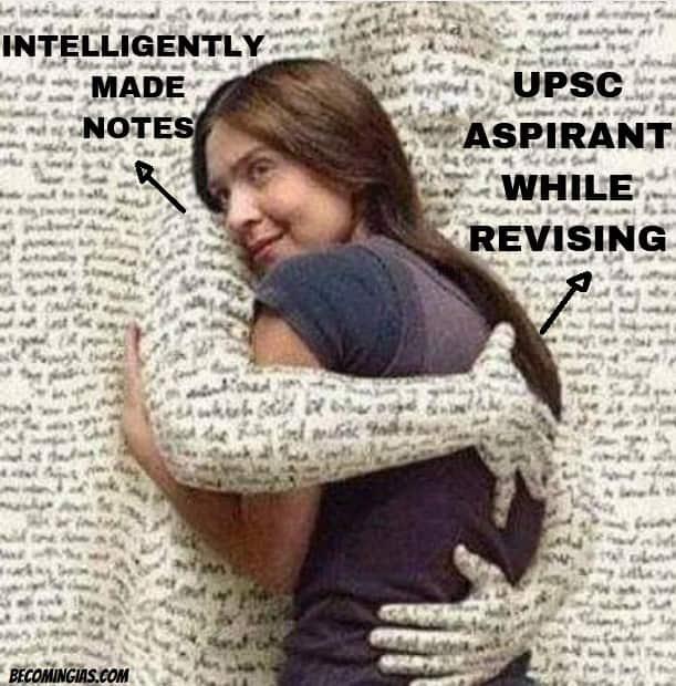 notes for UPSC aspirant