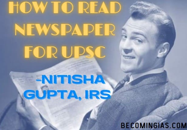 newspaper for upsc