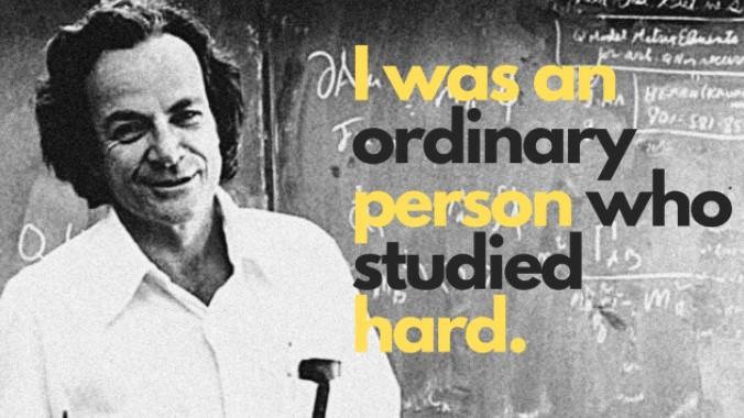 IAS preparation using the Feynman Technique
