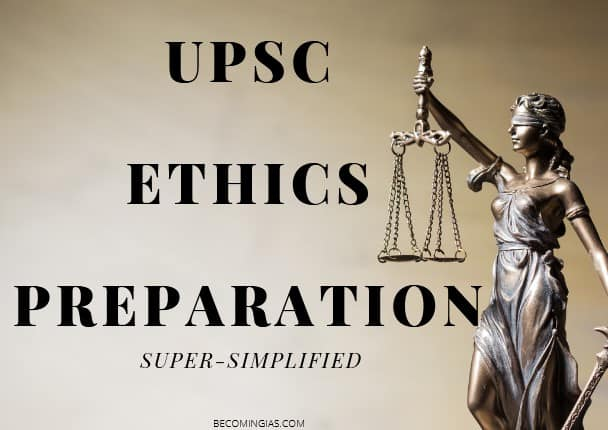 upsc ethics